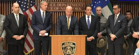 Attack in Lower Manhattan was planned over many weeks, officials say