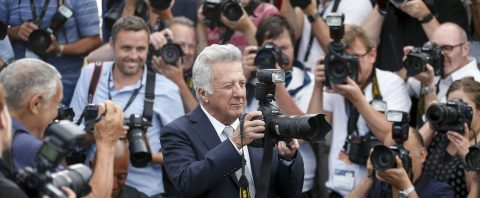 Dustin Hoffman accused of sexually harassing young girl in 1985