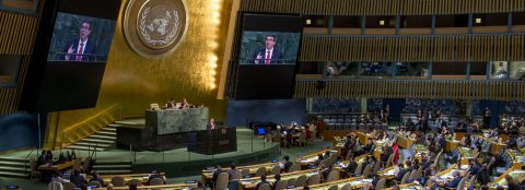 UN calls for end to Cuba embargo, with opposition from US and Israel