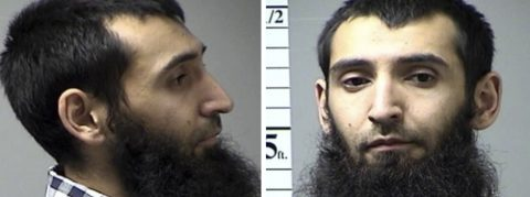 Alleged perpetrator of the New York terror attack appears before a judge