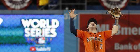 5-1. Los Astros ganan su primer título de Serie Mundial