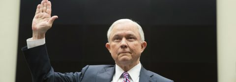 Sessions promises to decide quickly on Clinton investigation