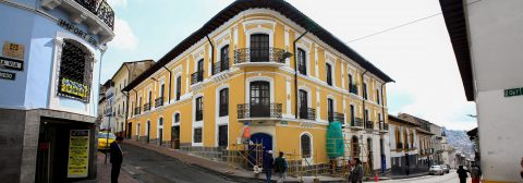 Ecuador's capital honored for historic preservation efforts