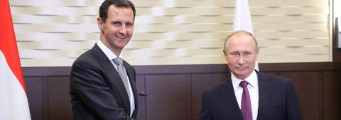Trump, Putin have lengthy phone talk on Syria, terrorism, North Korea