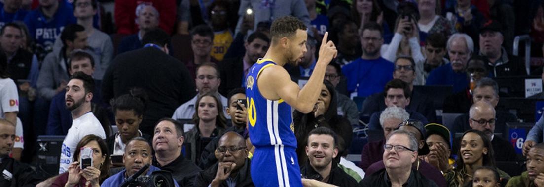 116-124. Curry y los Warriors remontan desventaja y ganan
