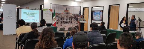 El Consulado a tu Lado:  la Feria de Educación Financiera continúa a través de la Ventanilla de Asesoría Financiera
