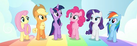"""Descubre Una Nueva Clase de Héroe con """"My Little Pony"""""""