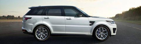 Land Rover Range Rover Sport. El deleite de manejar despacio