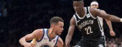 111-118. Curry y Thompson hacen sentir su inspiración ante ausencia de Durant