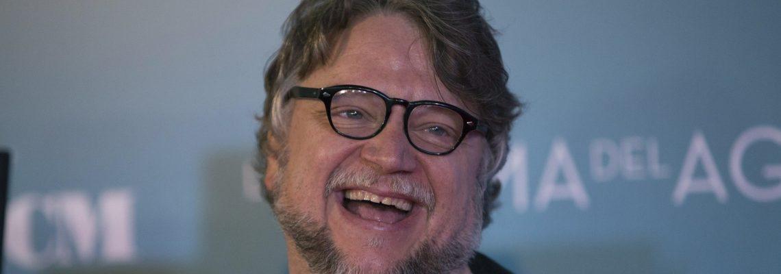 """Mexico's Del Toro says """"The Shape of Water"""" is his most humane film to date"""
