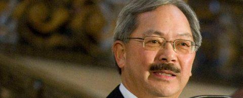 Muere alcalde de San Francisco Ed Lee, defensor de la urbe como santuario