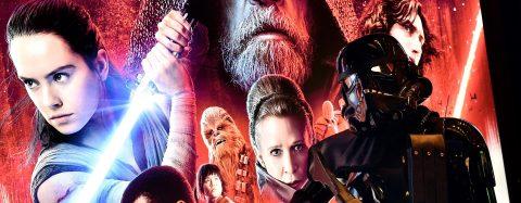 """""""Star Wars: The Last Jedi"""" logra 220 millones en EE.UU. en primer fin de semana"""