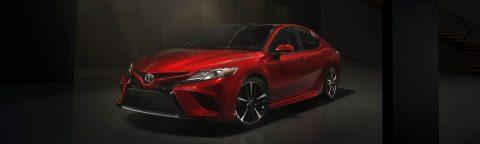 Nuevo Toyota Camry; armado para el futuro