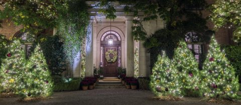 Holidays at Filoli is a Grand Affair