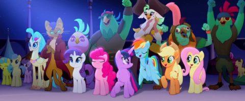 My Little Pony Llega en Digital el 19 de Diciembre y en Blu-ray Combo Pack