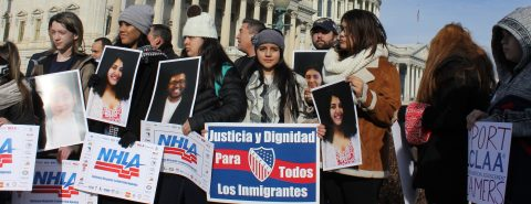 Latino leaders call for immediate immigration fix, no more playing politics