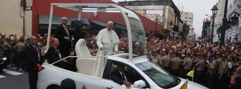 Pope Francis, the Jesuit with a commitment to Indians