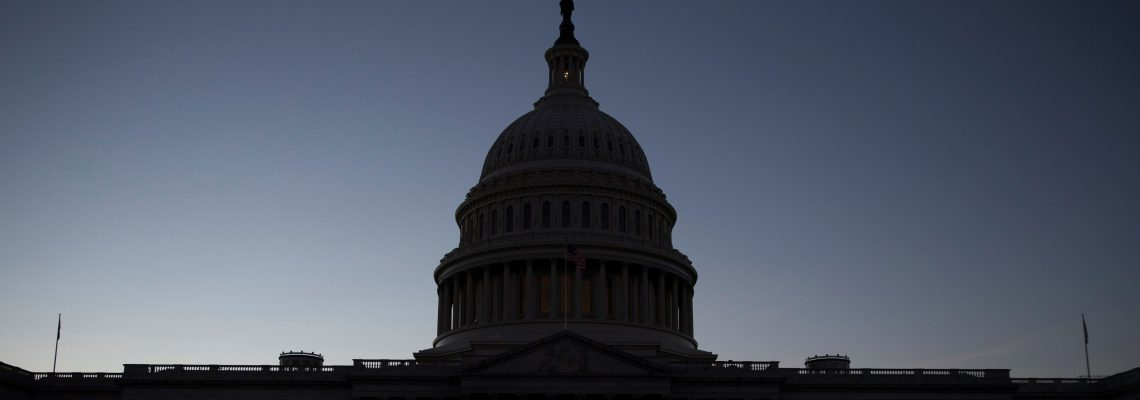 White House blames 'loser' Democrats as federal government shuts down