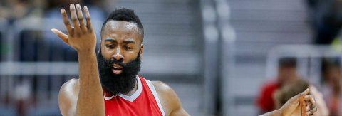 97-104. Harden logra doble-doble y Rockets llegan a cuatro triunfos seguidos