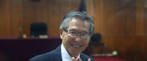 HRW considera que Perú debería revocar el indulto a Fujimori