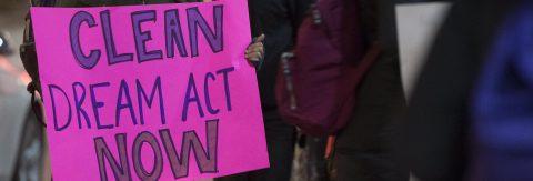 El Senado abre un delicado debate sobre inmigración