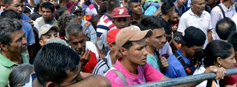 Open humanitarian channel amid migration crisis, Colombia tells Venezuela