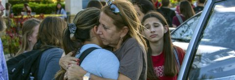Shooting at Florida high school leaves 17 dead