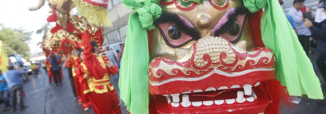 Chile celebrates Chinese New Year