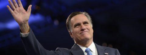 Trump endorses Romney's bid for Senate seat in Utah
