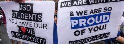 Campaña juvenil contra armas apunta a políticos en inicio de movilizaciones