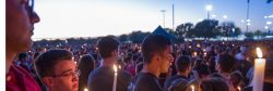 El Ejército honra a mexicano y otros dos alumnos muertos en tiroteo de Florida