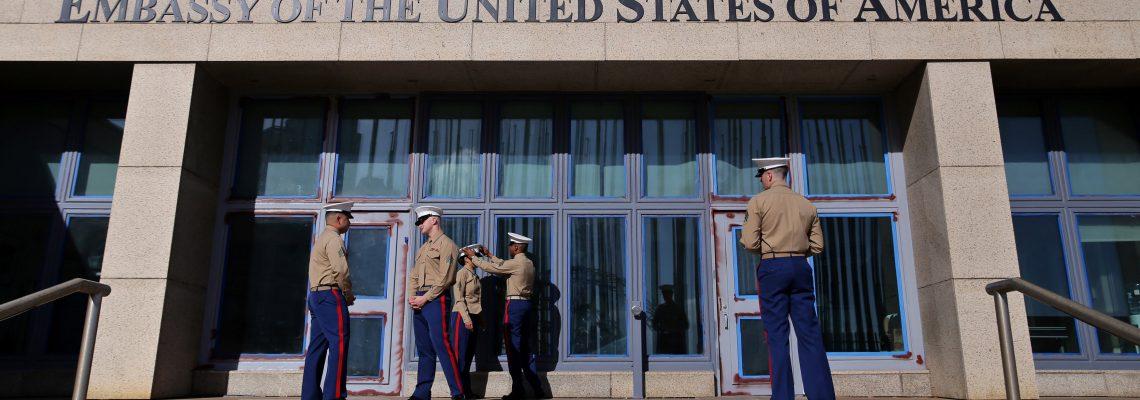 US lawmakers blast Trump's stance toward Cuba