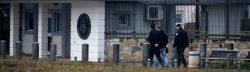 Atacante suicida lanza granada contra la embajada de EE.UU. en Montenegro