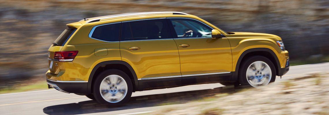Volkswagen enseña musculo con el Atlas