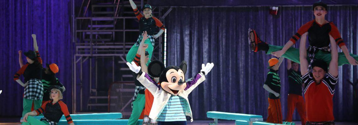 """Disney On Ice """"Follow your Heart"""" aterrizó con los personajes favoritos de grandes y chicos al Área de la Bahía"""