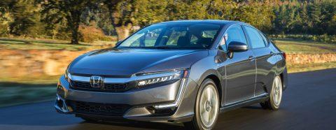 Honda revive el al Clarity
