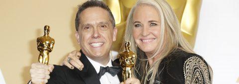 """""""Coco"""" se lleva el Óscar a la mejor película de animación"""