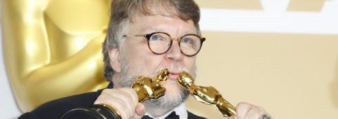 """Del Toro pone un broche de oro a la fantasía de """"The Shape of Water"""""""