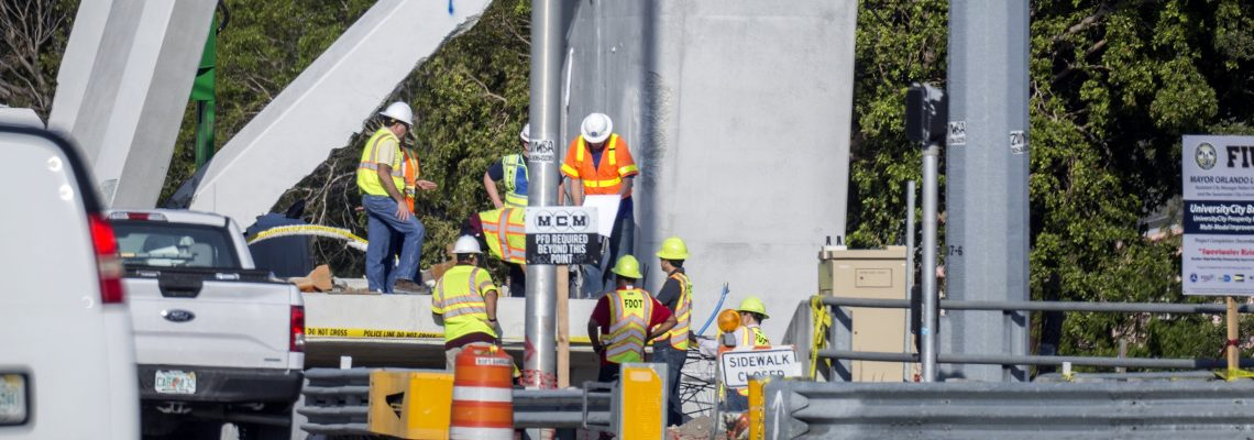 Body of last victim recovered from rubble of Miami bridge collapse
