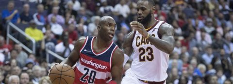 Washington Wizards guard Jodie Meeks handed 25 game suspension for doping