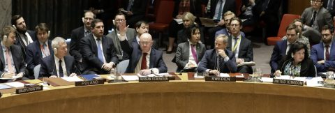Russia accuses US, allies of trampling international law