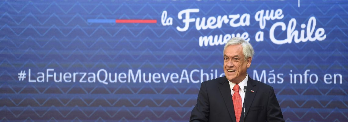 Piñera broadens scope of free technical education in Chile