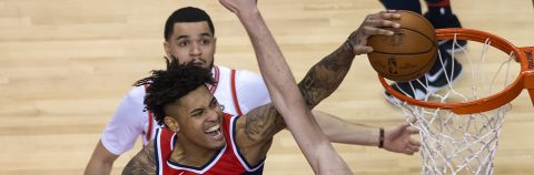 DeRozan does the damage against Wizards as Toronto wins Game 2 130-119