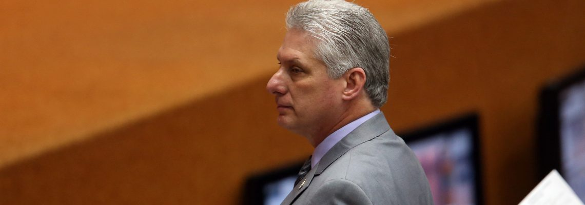 Diaz-Canel nominated as Cuban president to replace Raul Castro