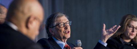 """Bill Gates apunta a educación y salud como sectores """"clave"""" para igualdad"""