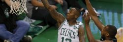 Brown helps Celtics widen lead with 120-106 win against the Bucks