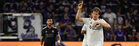 Earthquakes' Comeback Comes up Short in 3-2 Loss to Orlando
