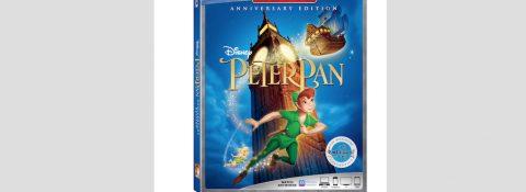 """""""Peter Pan"""" llega a la Walt Disney Signature Collection  en Digital el 29 de mayo y en Blu-ray™ el 5 de junio"""
