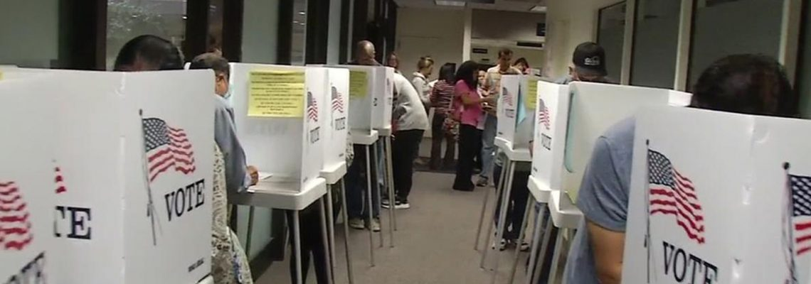 SANTA CLARA COUNTY NEEDS 5,000 ELECTION OFFICERS TO WORK POLLS FOR JUNE ELECTION