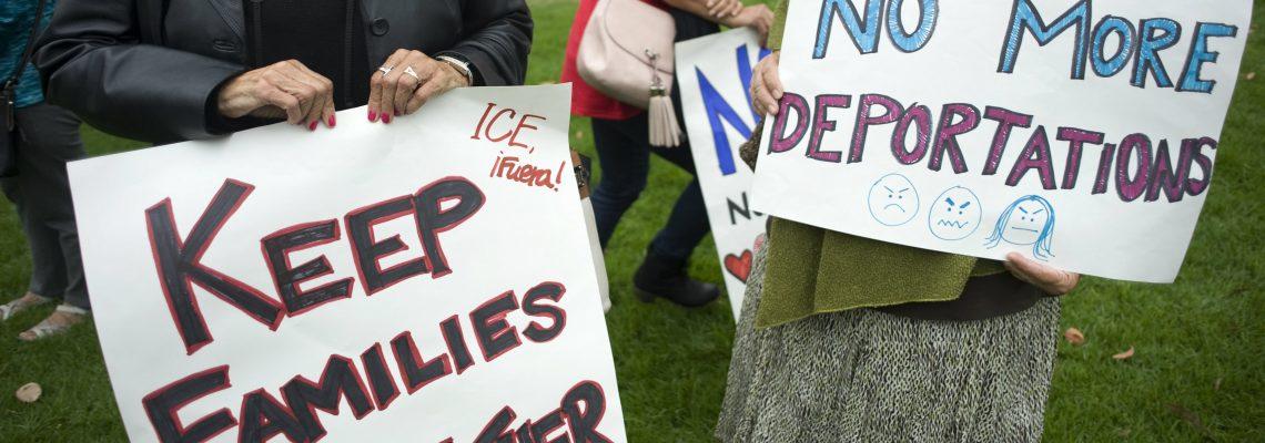 ACLU espera resolución en demanda contra Gobierno por separación familiar